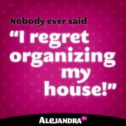 Organized quote #3