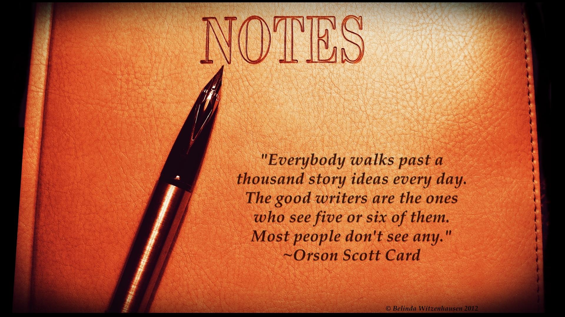 Orson Scott Card's quote #7