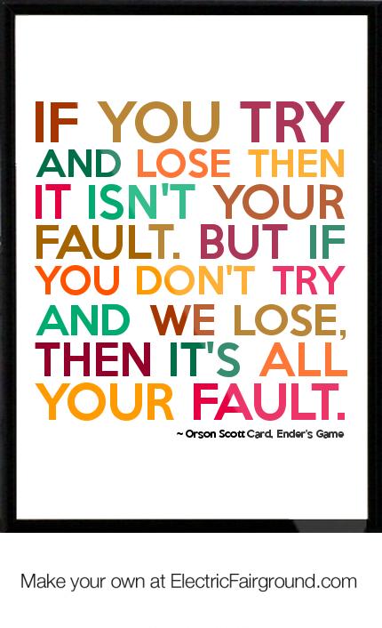 Orson Scott Card's quote #1