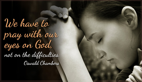 Oswald Chambers's quote #1