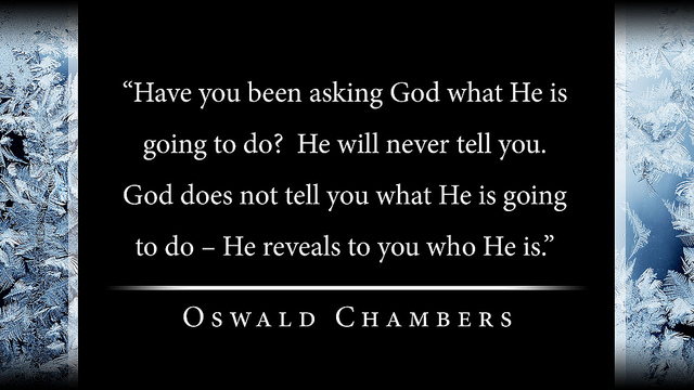 Oswald Chambers's quote #4
