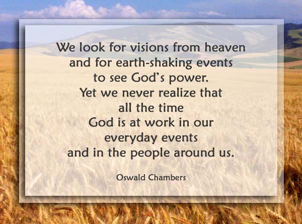 Oswald Chambers's quote #5