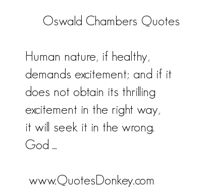 Oswald Chambers's quote #7