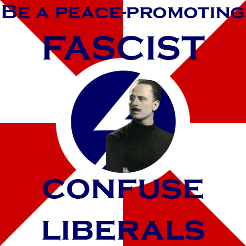 Oswald Mosley's quote #1