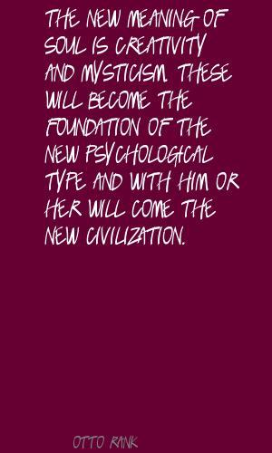 Otto Rank's quote #1
