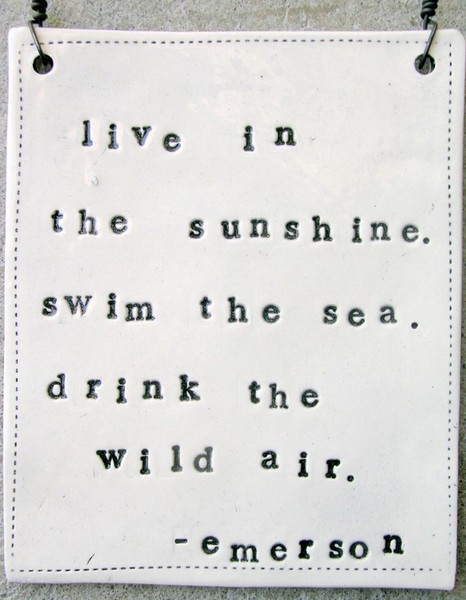 Outdoors quote #3
