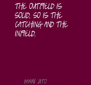 Outfield quote #1
