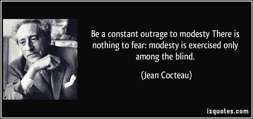 Outrage quote