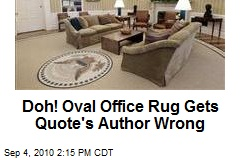 Oval Office quote #2