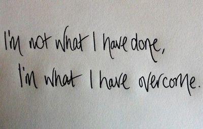 Overcome quote #6
