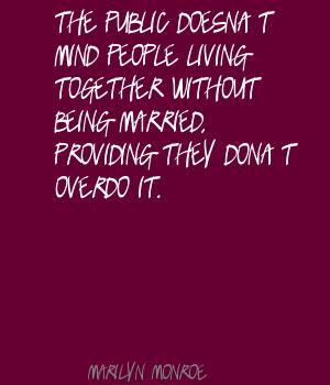 Overdo quote #1
