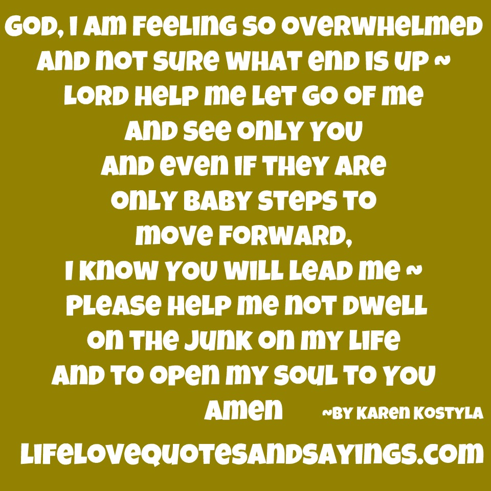 Overwhelmed quote #1
