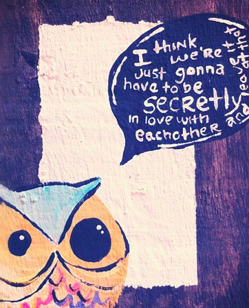 Owls quote #1