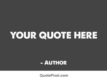 Own quote #2