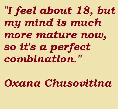 Oxana Chusovitina's quote #2
