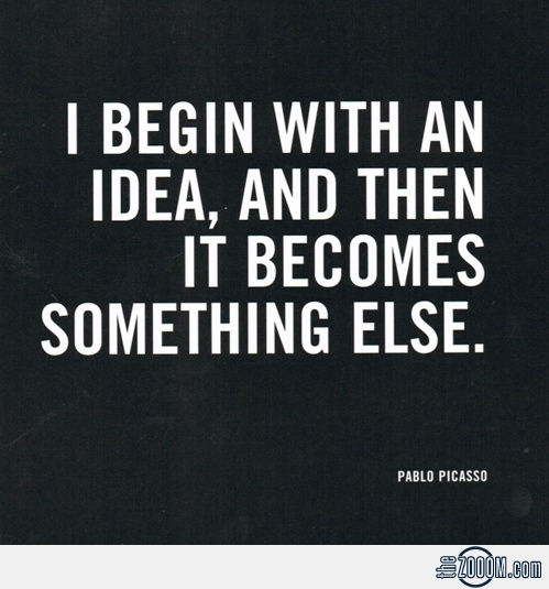 Pablo Picasso's Quotes, Famous And Not Much
