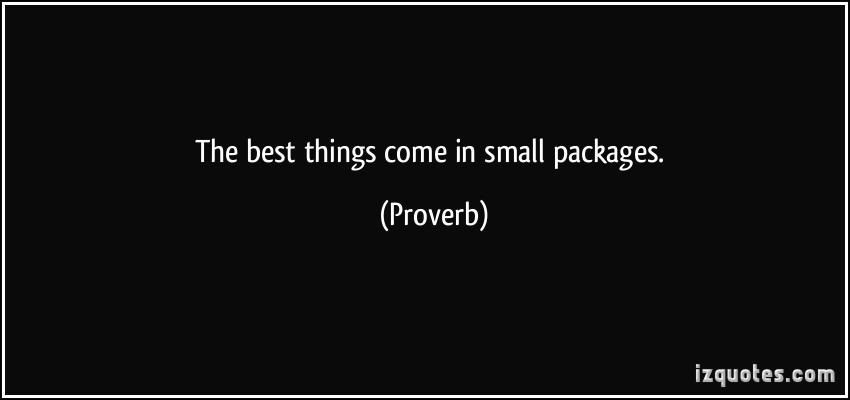 Packages quote #2