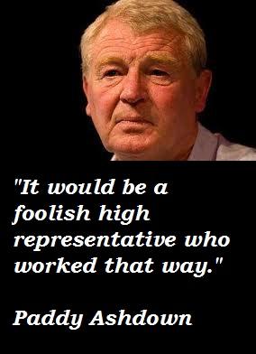 Paddy Ashdown's quote #1
