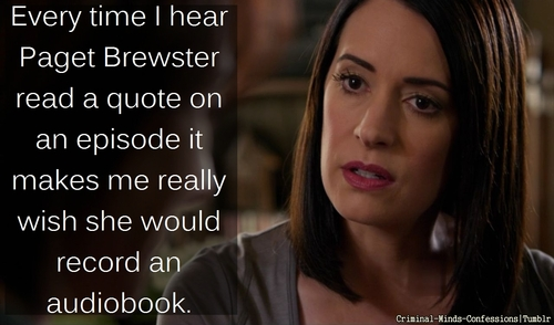 Paget Brewster's quote #5