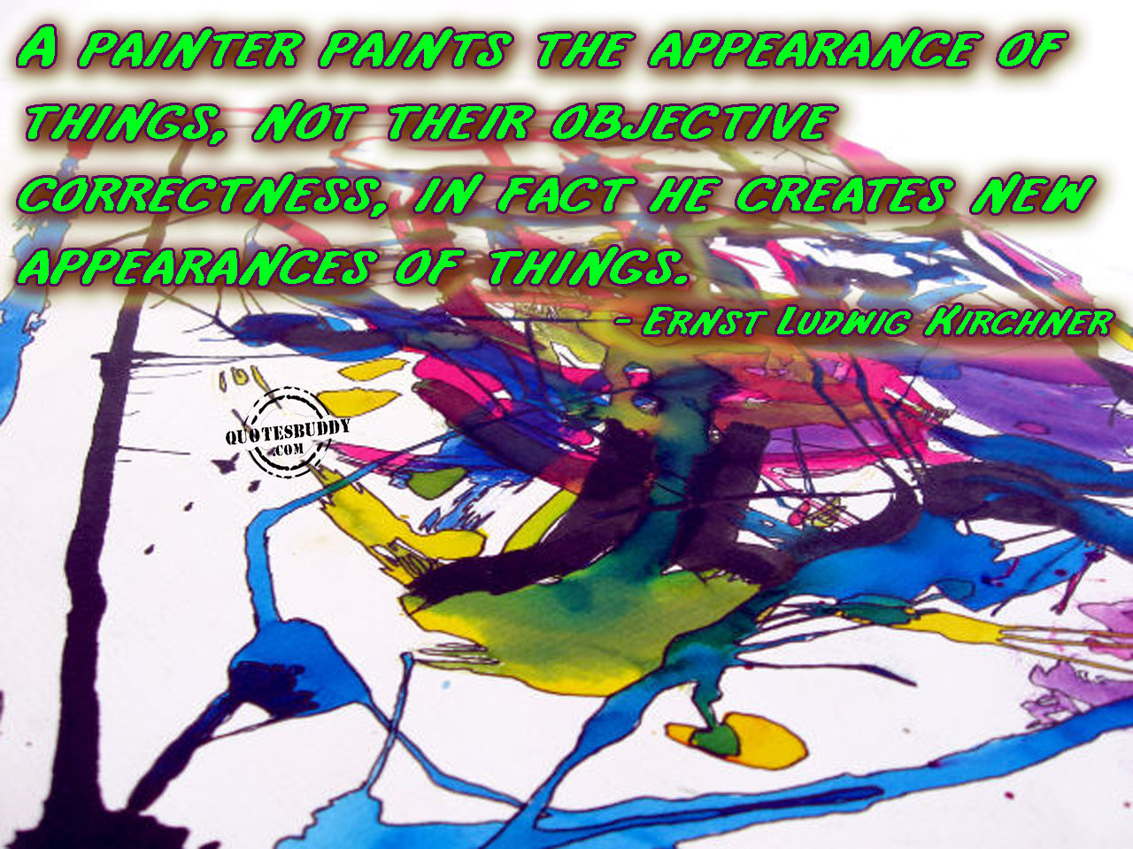 Painter quote #5