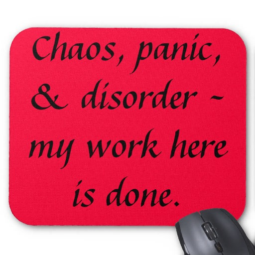 Panic quote #5