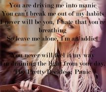 Panic quote #2