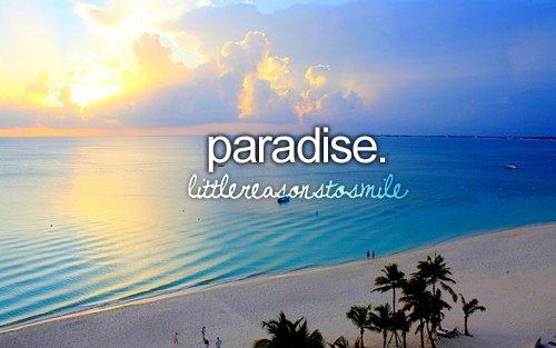 Paradise quote #1