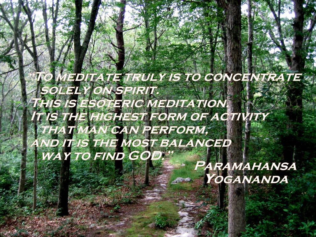 Paramahansa Yogananda's quote #2