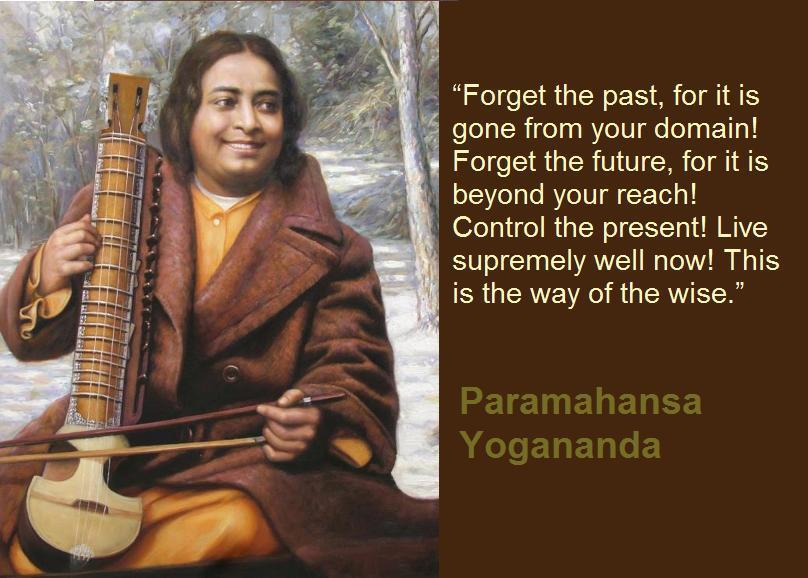 Paramahansa Yogananda's quote #3