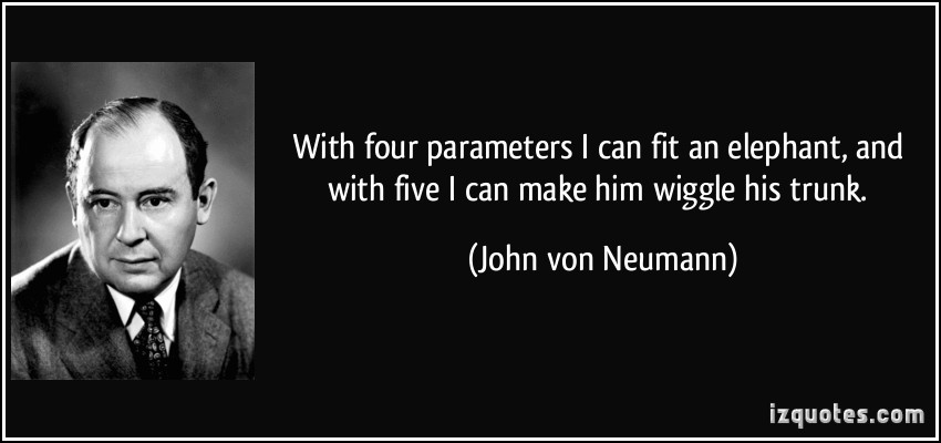Parameters quote #1