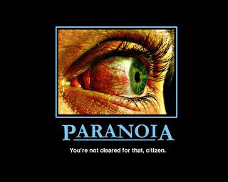 Paranoid quote #3