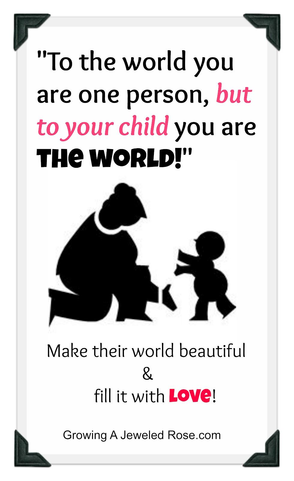 Parenting quote #1