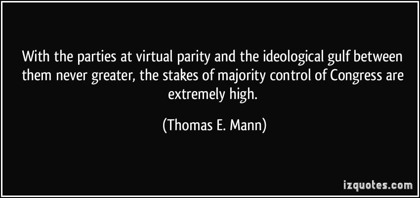 Parity quote #1