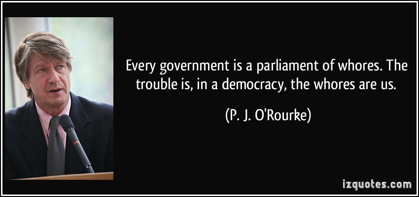 Parliament quote #6