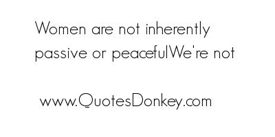 Passive quote #5