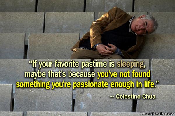 Pastime quote #2