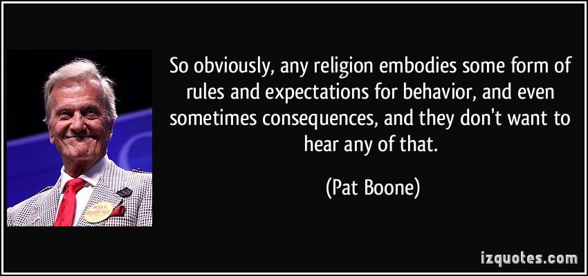 Pat Boone's quote #2