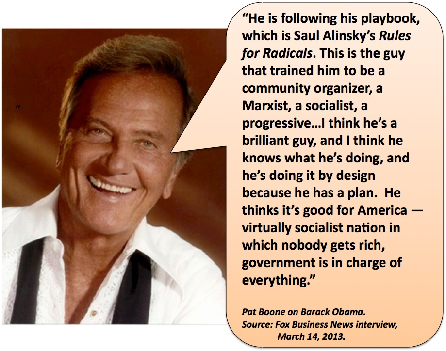Pat Boone's quote #4