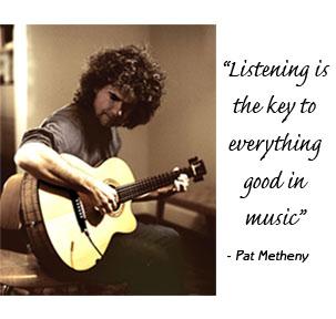 Pat Metheny's quote #5