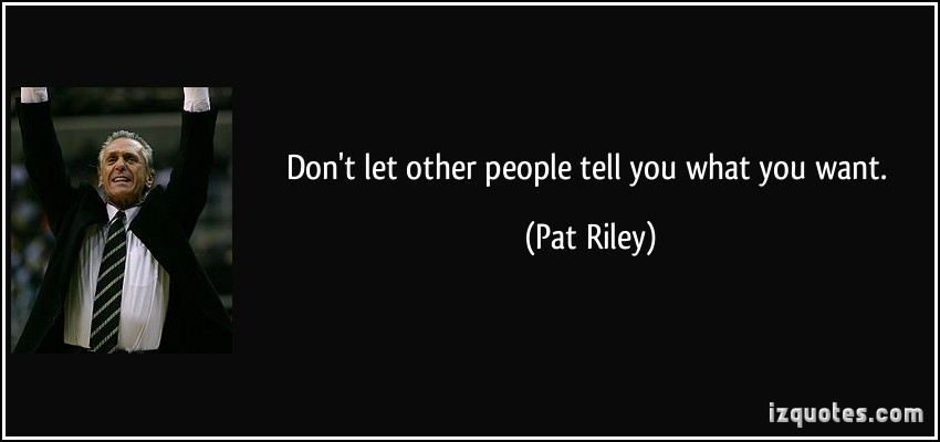 Pat Riley's quote #1