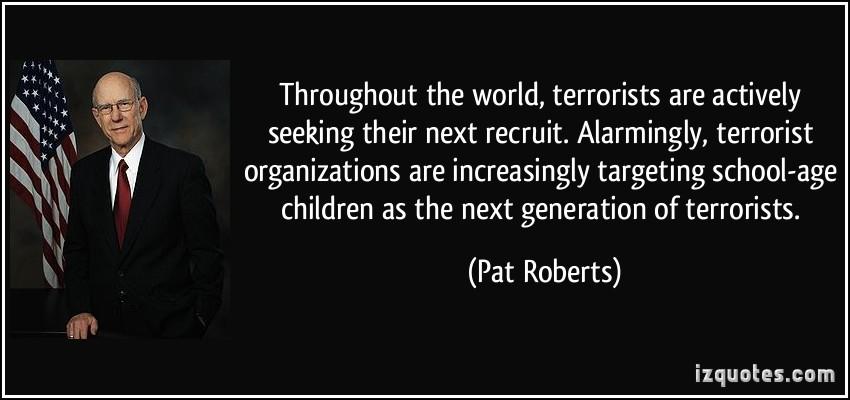 Pat Roberts's quote #2
