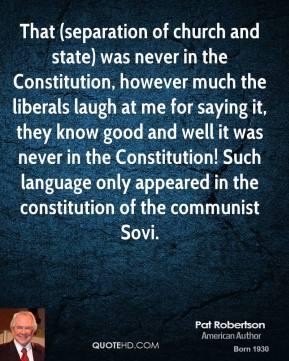 Pat Roberts's quote #5