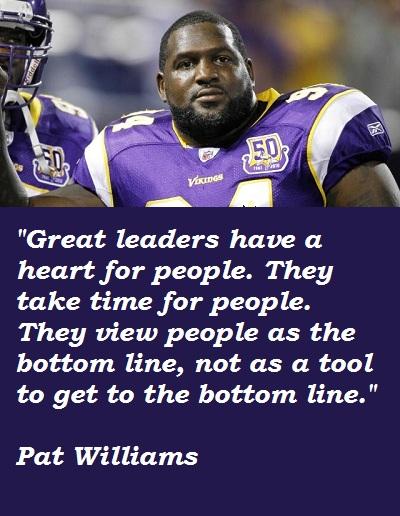 Pat Williams's quote #1