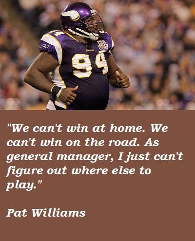 Pat Williams's quote #2