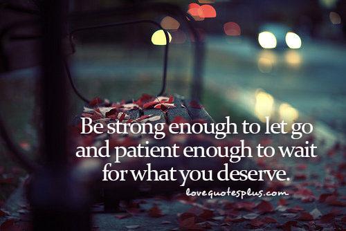 Patient quote #1