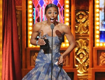 Patina Miller's quote #1