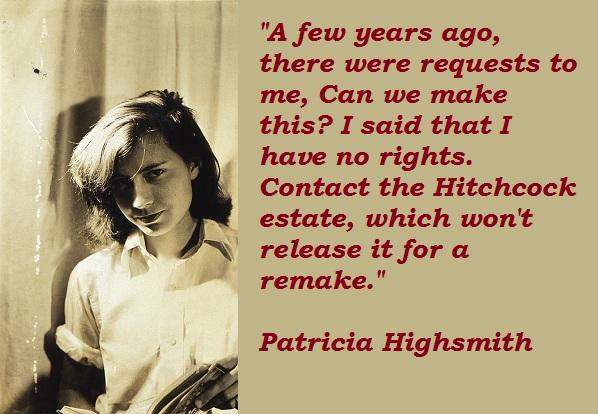 Patricia Highsmith's quote #6