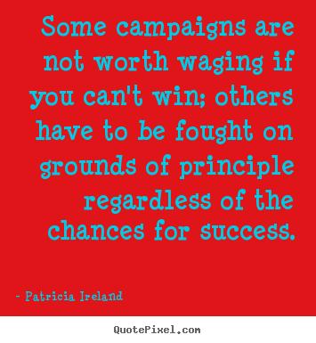 Patricia Ireland's quote #5
