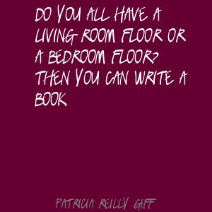 Patricia Reilly Giff's quote #7