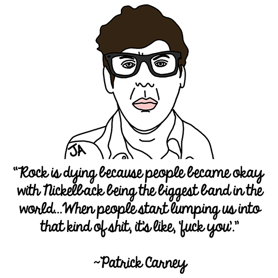 Patrick Carney's quote #3